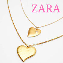 ZARA【NEW】PACK OF HEART NECKLACES