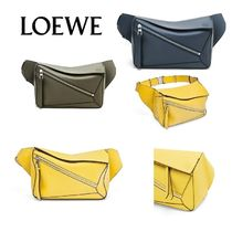 【LOEWE】ロエベ☆Small Puzzle Bumbag in classic calfskin