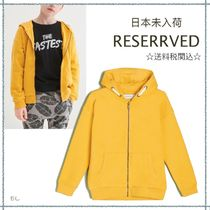 RESERVED(リザーブド) キッズ用トップス 【海外限定】関税込み☆RESERVED  キッズ パーカー 13歳用