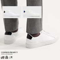 COMMON PROJECTS - RETRO LOW SNEAKERS  関税送料込