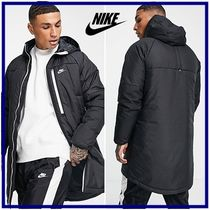 ☆Nike☆Legacy  insulated ロングパーカーコート ブラック