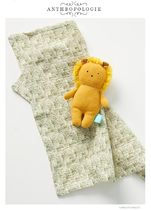 【SALE!】Anthropologie☆Lion Rattle and Burp Clothtセット