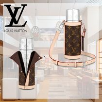 Louis Vuitton(ルイヴィトン) その他 【すぐ届く国内発送!】ルイヴィトン☆ホルダー付き 魔法瓶 水筒