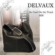 ♪DELVAUX♪ 新作 So Cool On the Track MM ショルダーバッグ