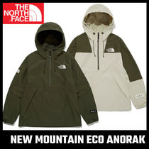 【THE NORTH FACE】NEW MOUNTAIN ECO ANORAK ザノースフェイス