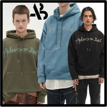 ANDERSSON BELL(アンダースンベル) パーカー・フーディ ☆関税込☆ANDERSSON BELL★TOPOS LOGO EMBROIDERY HOODI.E★