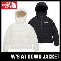 【THE NORTH FACE】 W'S AT DOWN JACKET ダウンジャケット