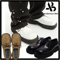 ANDERSSON BELL(アンダースンベル) 靴・ブーツ・サンダルその他 ★関税込★ANDERSSON BELL★SQUARE MATINE DERBY SHOE.S★