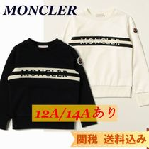 【MONCLER】Moncler sweatshirt in cotton blend with logo