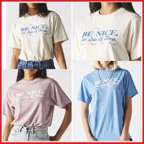 Sporty&Rich★送料・関税込み★Be Nice Tシャツ