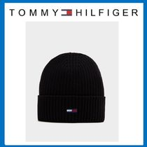 TOMMY JEANS ★ FLAGロゴ ビーニー