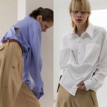 21FW トップス [ANOTHERYOUTH] back slit shirts