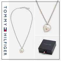 UK発★Tommy Hilfiger 'HEARTS♡FAMILY' ネックレス