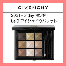 GIVENCHY(ジバンシィ) アイメイク 2021ホリデー限定☆GIVENCHY☆Holiday Le 9アイシャドウパレット