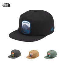 THE NORTH FACE - Embroidered Earthscape Ball Cap