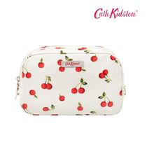 Cath Kidston(キャスキッドソン) メイクポーチ Cath Kidston★CLASSIC COSMETIC CASE★CHIERRIES コスメポーチ
