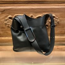 【DELVAUX】So Cool MM/D型エンブレム付きショルダーバッグ