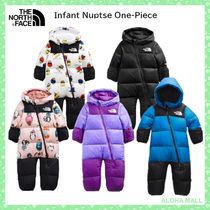 【THE NORTH FACE】Infant Nuptse One-Piece♪0〜2歳♪大人気♪