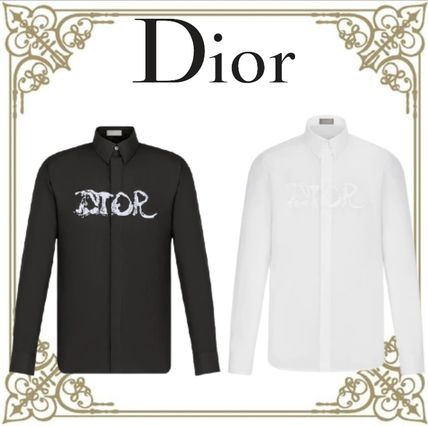 DIOR AND PETER DOIG シャツ