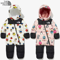 [THE NORTH FACE] INFANT NUPTSE ONE PIECE ☆大人気☆