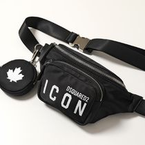 D SQUARED2(ディースクエアード) バックパック・リュック DSQUARED2 ボディバッグ BBW0034 11703199 Be Icon Bum Bag