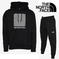 【The North Face】セットアップ  Optical BK*国内発送