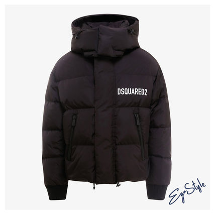 PADDED AND QUILTED JACKET