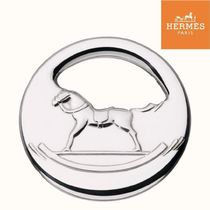 【HERMES】21AW Rocking Horse Rattle Sterling silver ガラガラ