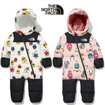 【THE NORTH FACE】INFANT NUPTSE ONE PIECE