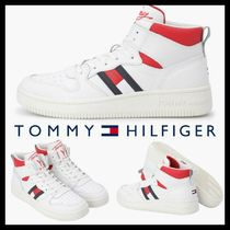 [Tommy Hilfiger] ★送料・関税込★ Mag Mid Cut Sneakers