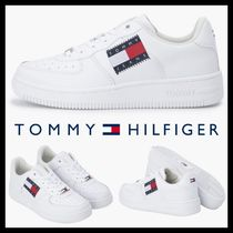 [Tommy Hilfiger] ★送料・関税込★ Mag Basket Sneakers