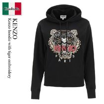 KENZO(ケンゾー) パーカー・フーディ Kenzo hoodie with tiger embroidery