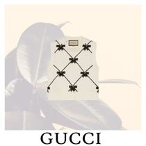 【GUCCI】COTTON VEST WITH GG BOWS