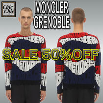 SALE 50%OFF 2019AW【MONCLER GRENOBLE】ウールセーター