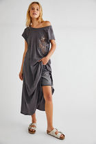 Free People ★ Leighanne Maxi Dress