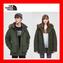[THE NORTH FACE]送料込/MCMURDO ACT EXO DOWN JKT 男女兼用