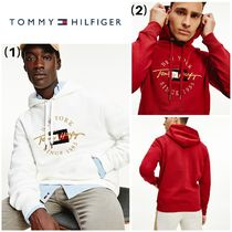 【Tommy Hilfiger】☆お洒落☆ICON RELAXED FIT LOGO HOODIE