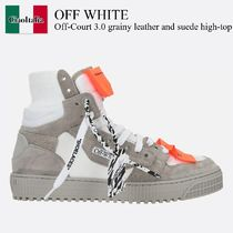 Off-White(オフホワイト) スニーカー Off White Off-Court 3.0 high-top sneakers