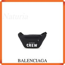 Balenciaga Explorer Beltpack With Embroidery