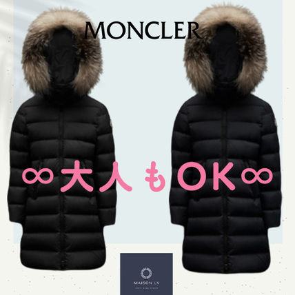 MONCLER(モンクレール) キッズアウター ☆直営店買付☆ MONCLER ABELLE ダウンジャケット ∞大人もOK∞