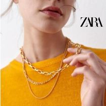 ZARA PACK OF NECKLACES ネックレス パック
