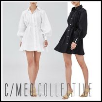 【CAMEO COLLECTIVE】FEEL SO LUCKY DRESS☆大人気ドレス
