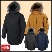 THE NORTH FACE☆M 'S MCMURDO SOLAR DOWN PARKA ダウン コート