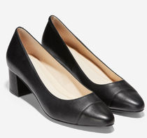 【24cm】COLE HAAN The Go To Pump 45mm ウォータープルーフ