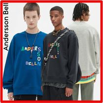 ANDERSSON BELL(アンダースンベル) スウェット・トレーナー ★【ANDERSSON BELL】★ANDERSSON BELL EMBROIDERY SWEATSHIR.T