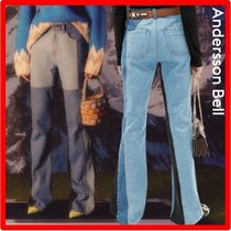ANDERSSON BELL(アンダースンベル) デニム・ジーパン ☆【ANDERSSON BELL】☆SHIRLEY PATCHWORK BOOTSCUT JEAN.S☆