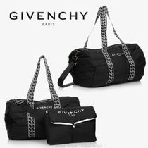 GIVENCHY(ジバンシィ) マザーズバッグ 安心の国内発送☆GIVENCHY☆ロゴマザーズバッグ☆2Way