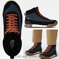 【THE NORTH FACE】BACK-TO-BERKELEY TEXTILE BOOTS III Blue
