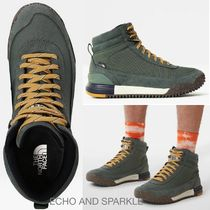 【THE NORTH FACE】BACK-TO-BERKELEY TEXTILE BOOTS III Green