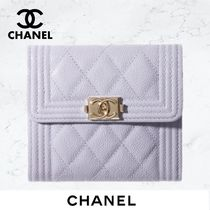 《21AW★》CHANEL WALLET スモールウォレット